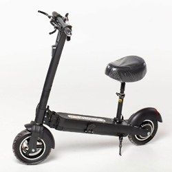 Electric Scooter X4 with seat